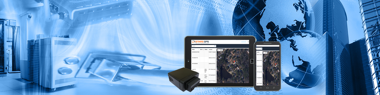 GPS Products Offered by STARS GPS