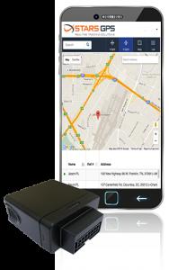 Smart Phone Application - STARS GPS